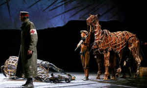 War Horse is one of the best shows on the West End.